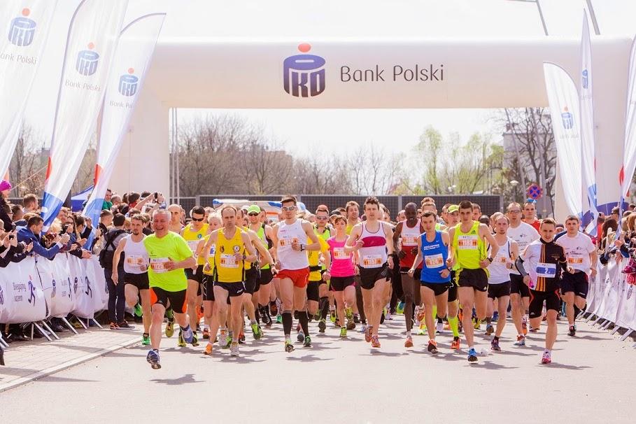 Start Półmaraton Rzeszów 2015