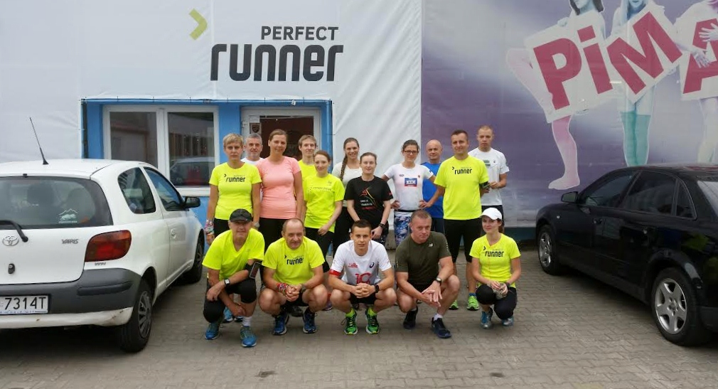 Perfect Runner Lublin