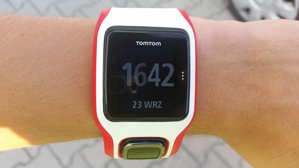 TomTom Runner Cardio - test
