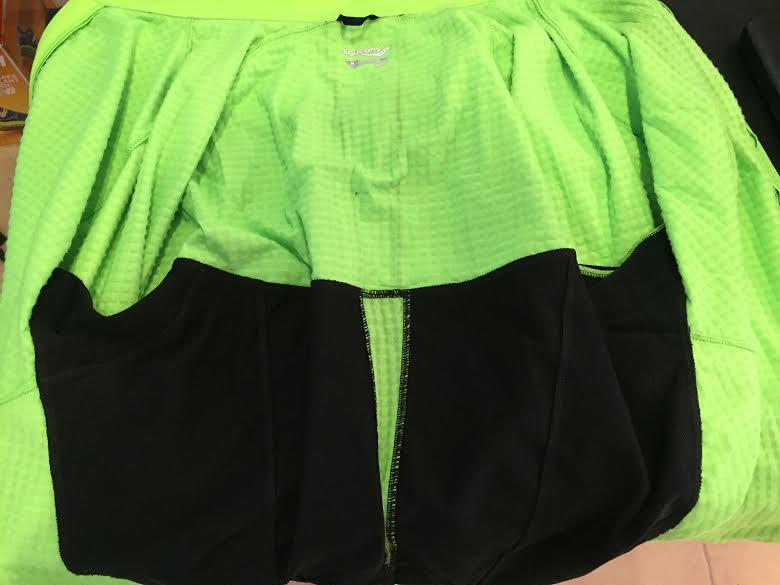 dobra tekstura super jakość kupować Saucony Nomad Jacket - test kurtki na zimę - LubelskiBiegacz.pl