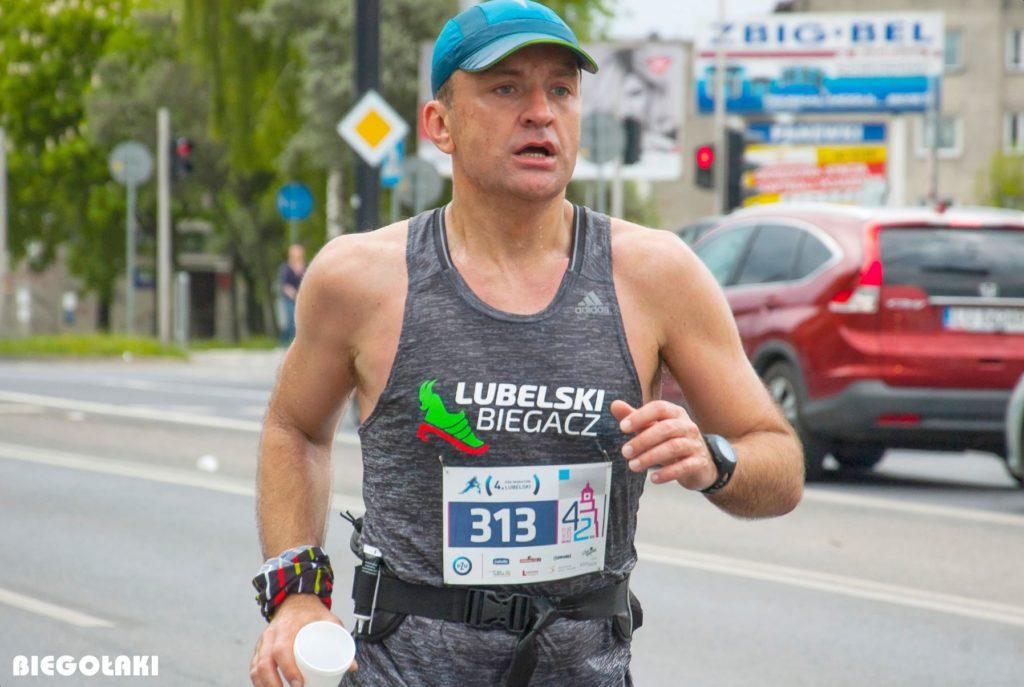 Ściana w maratonie
