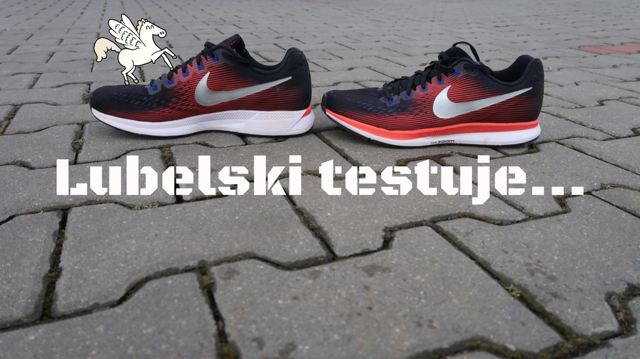 on feet shots of arrives super quality Nike Air Zoom Pegasus 34 - test - LubelskiBiegacz.pl